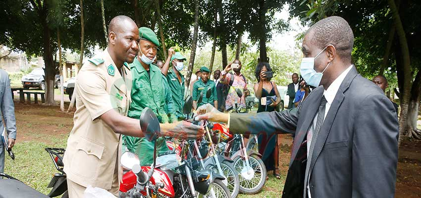 Wildlife Conservation:  Government Offers Motorbikes To Stem Poaching