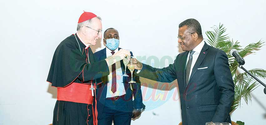 Holy See Concerned About Peace in Cameroon