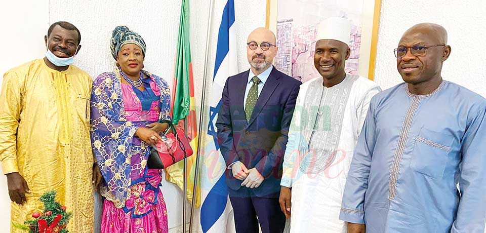 Parliamentary Relations : Cameroon, Israel Seek Greater Cooperation