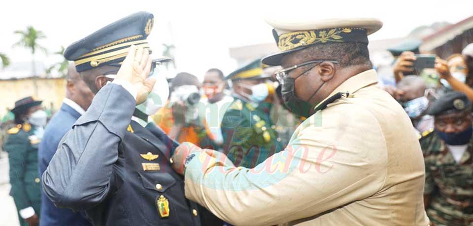 Distinctions : 109 militaires honorés