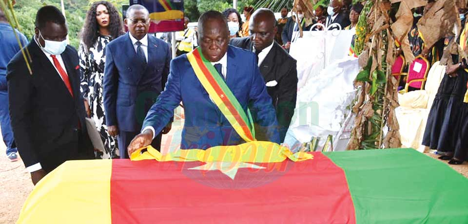 Honorable Salomé Ngaba Zogo : derniers hommages