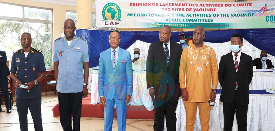 Sites de Yaoundé : les commissions en place