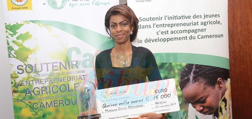 Le Dr Diana Mfondoum a de grandes ambitions