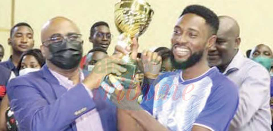 2021 Camtel Championship : Bafia, Port Volleyball Champions