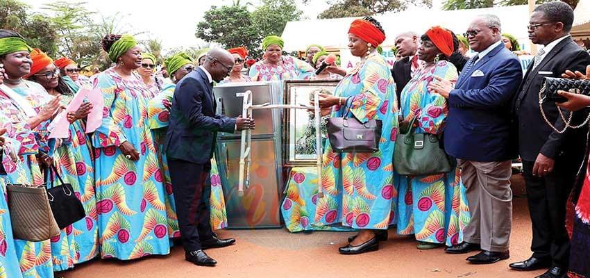 Boumba-et-Ngoko : le Cerac équipe des formations hospitalières