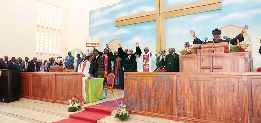 Pour les ministres du culte, il faut se pardonner et se réconcilier pour avancer.