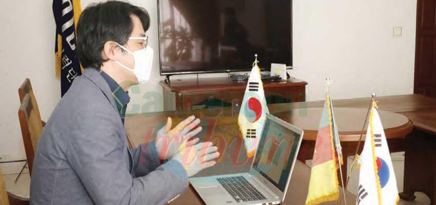 Gestion de la crise sanitaire : la Corée du Sud partage son expertise