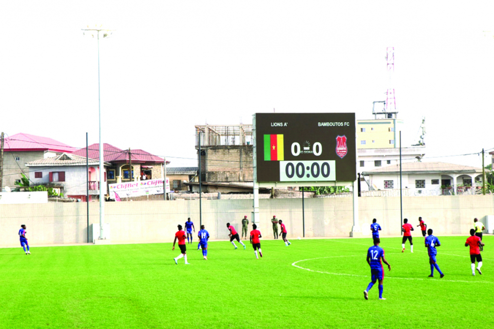 Playing Grounds : Splendid Infrastructure to Host Competition