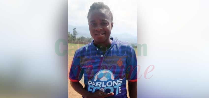 Augustine Ngo Back Batoum : passeuse décisive de l'équipe