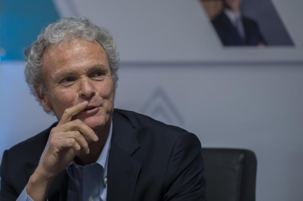 Filipe de Botton, président du Conseil de la diaspora portugaise, organisateur de l'EurAfrican Forum.