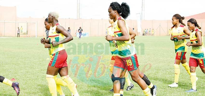 Spain-Cameroon: Loopholes Lionesses Need To Correct