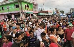 Image : Amérique centrale: Le rêve américain de milliers d'Honduriens