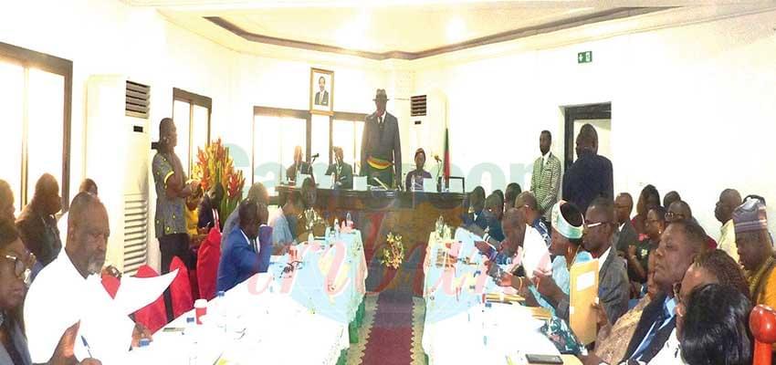 Douala I Adopts 2.5bn budget