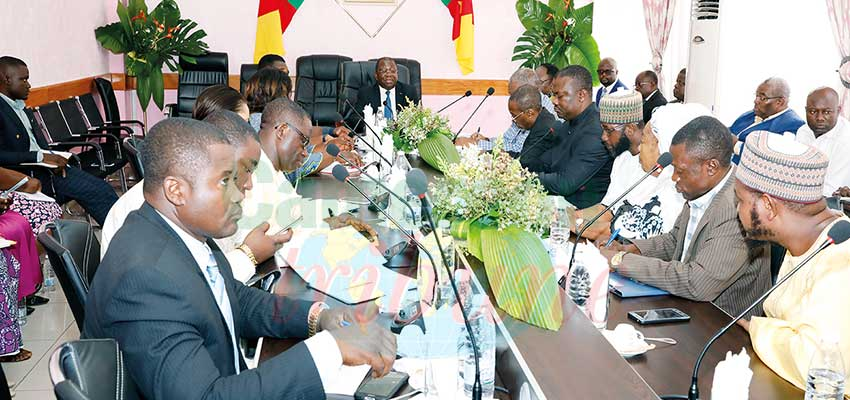 Textile Products : Importers Urged To Conform To Stipulated Norms