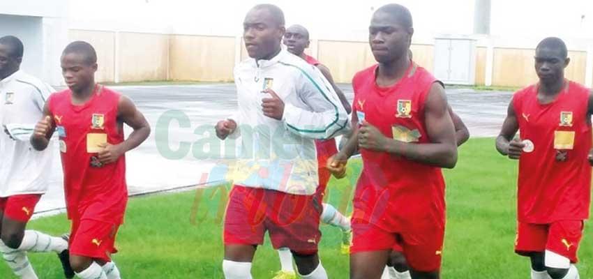 Total U-17 AFCON: Cameroon's Adversaries Known
