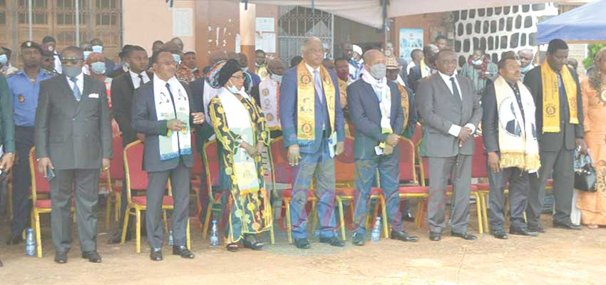 CPDM Bamboutos : Supporters Renew Confidence In President Biya