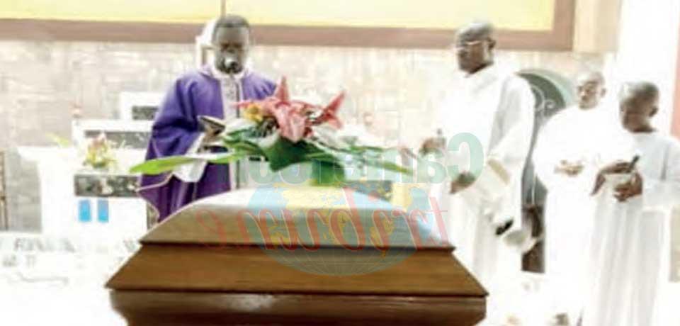 Norbert Owona repose désormais à New Bell