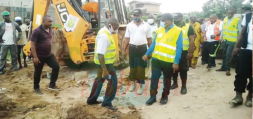 Prévention des inondations à Douala III : la mairie au front