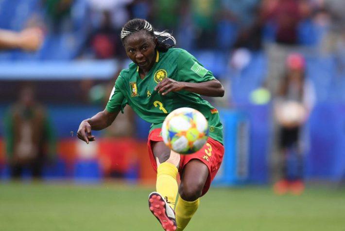 Ligue des champions féminine UEFA : doublé pour Nchout Ajara