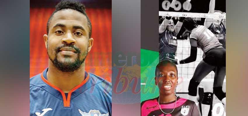 Volley-ball : deux Camerounais en élite française