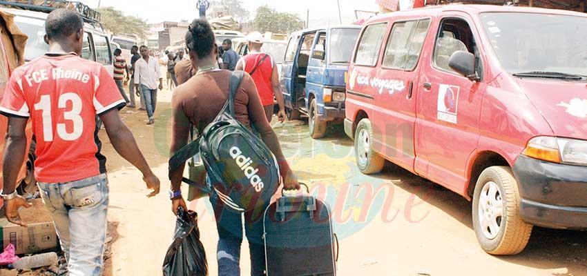 Transport inter-urbain: Haro sur les points de chargement clandestins