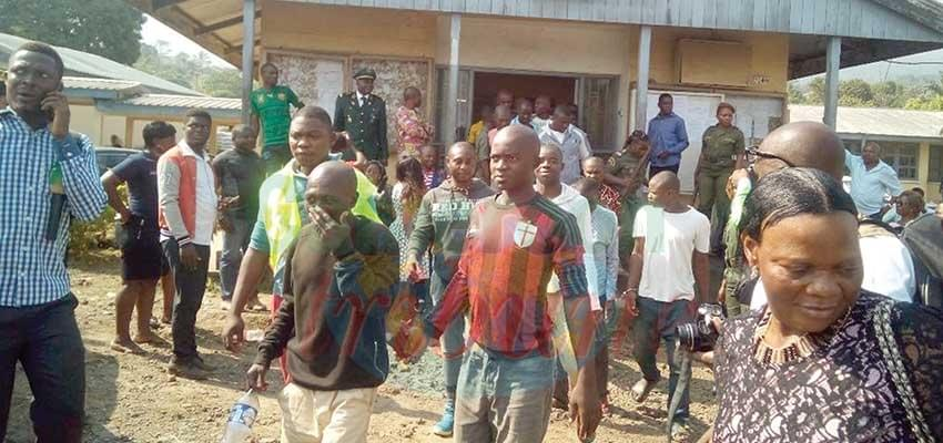 South West: Some 99 Freed Detainees Go Home