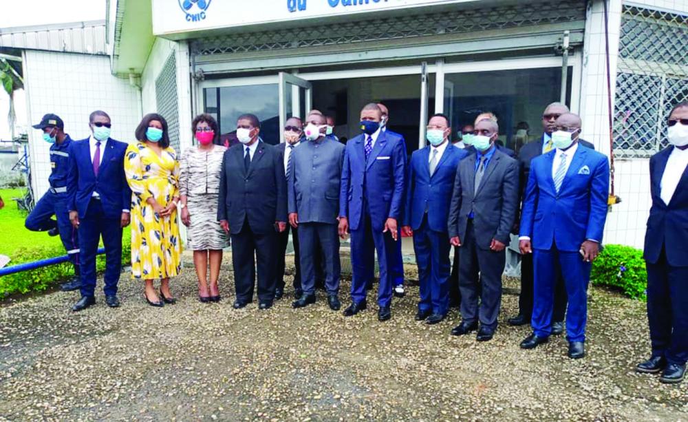 Chantier naval et industriel du Cameroun : les nouveaux dirigeants sont connus