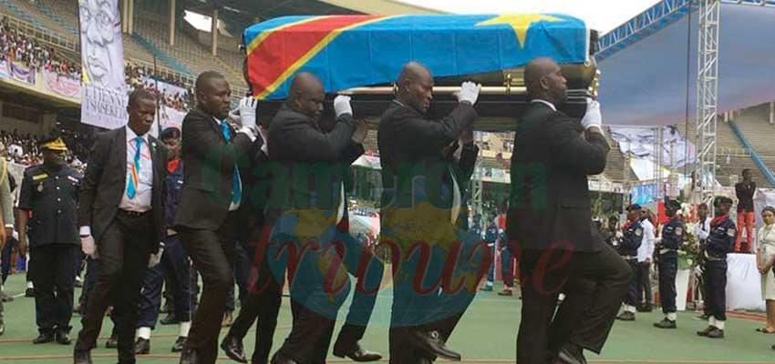 RDC: Etienne Tshisekedi repose à Nsele