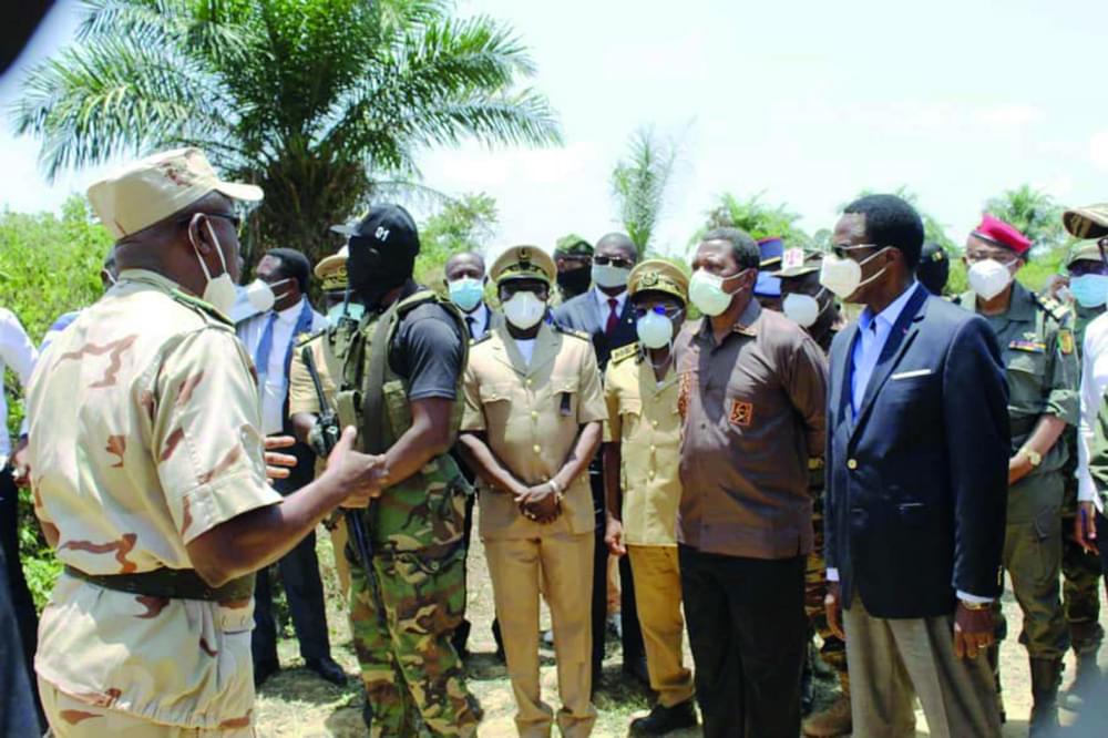 Frontière Cameroun-Guinée équatoriale : une mission de clarifications