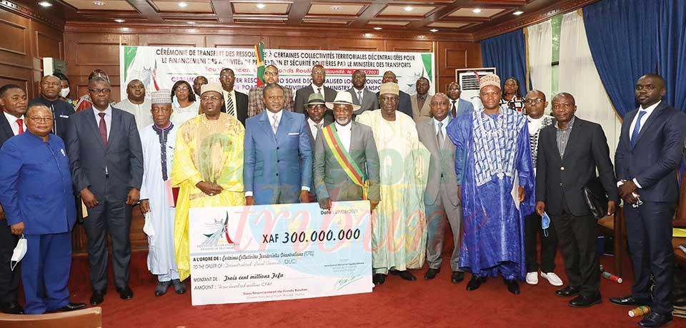 Décentralisation : 300 millions pour la sécurité routière