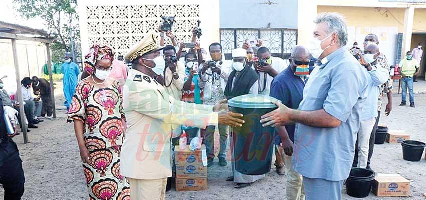 Don spécial du chef de l'Etat : satisfaction à Douala II