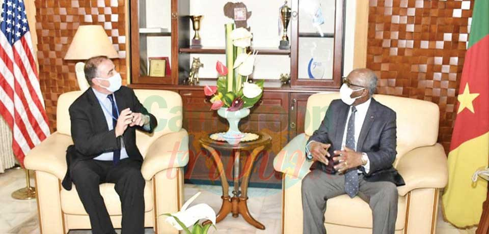 Cameroon-United States Relations : Health, Security Issues Examined