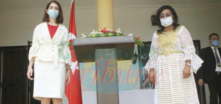 Turkish Democracy and National Unity Day : Ambassador Hails President Biya's Support