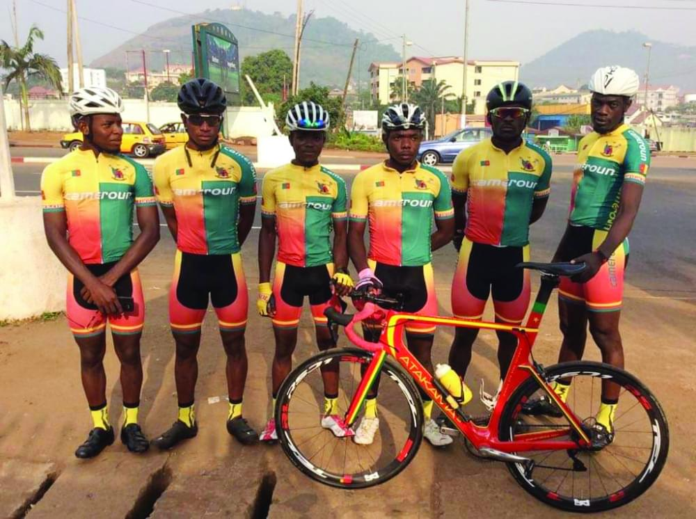 Tropicale Amisa Bongo 2020 : le Cameroun dans le peloton