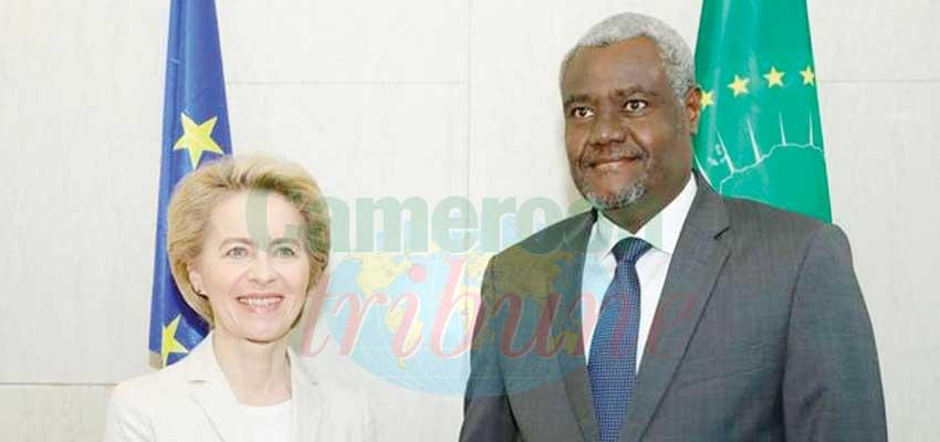 Ursula Von Der Leyen veut une relation décomplexée avec l'Afrique