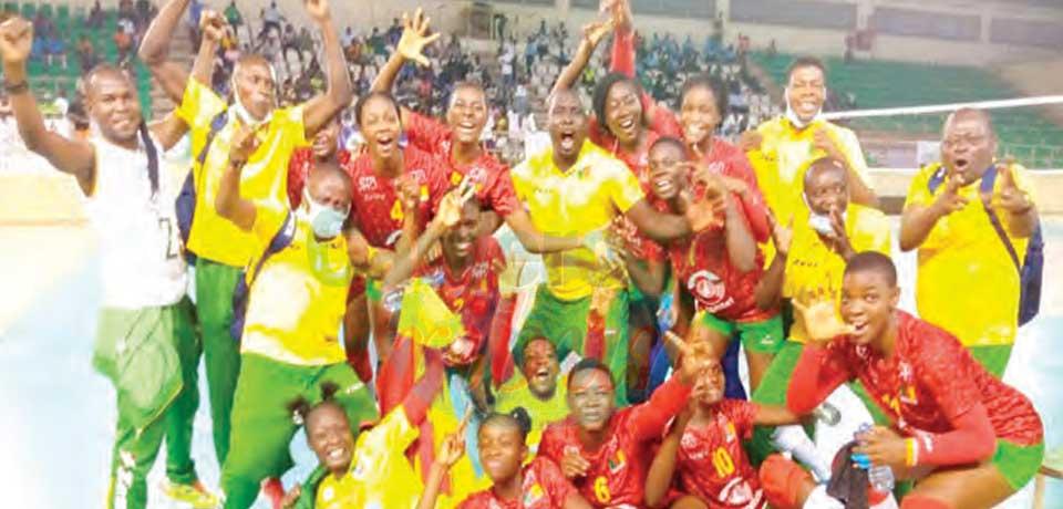 CAN Volley-ball U18 filles & U19 garcons : le Cameroun qualifié pour les Mondiaux