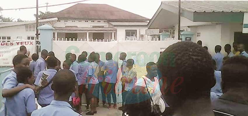 Hôpital de Deido: trois infirmières suspendues