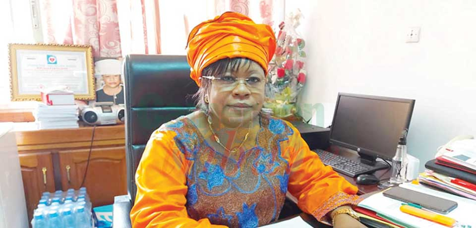 Jeanine Ngo'o Eba, directeur de la régulation de la main d'œuvre au Minefop.
