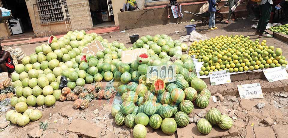 Consommation : les fruits abondent