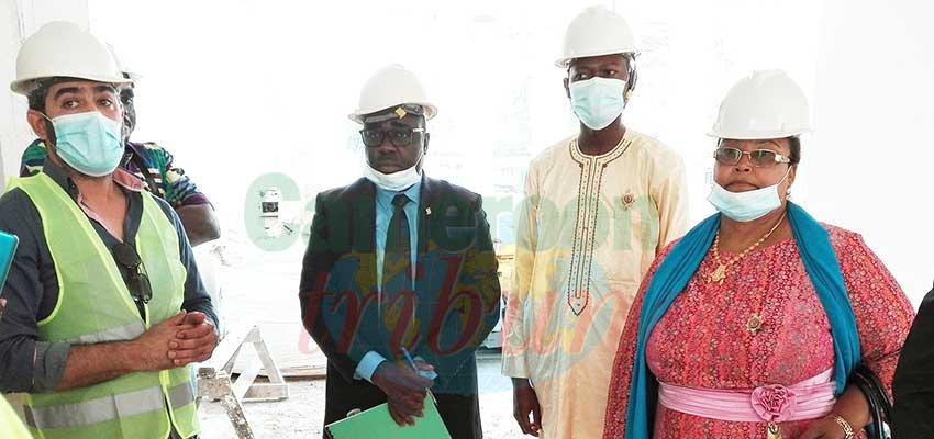 Hôpital de référence de Bertoua : la qualité des travaux préoccupe les députés