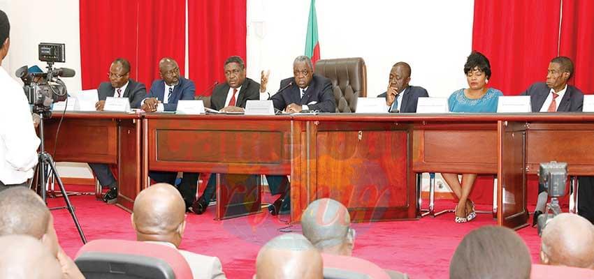 Le ministre de la Communication a exprimé ses attentes aux responsables des médias privés.