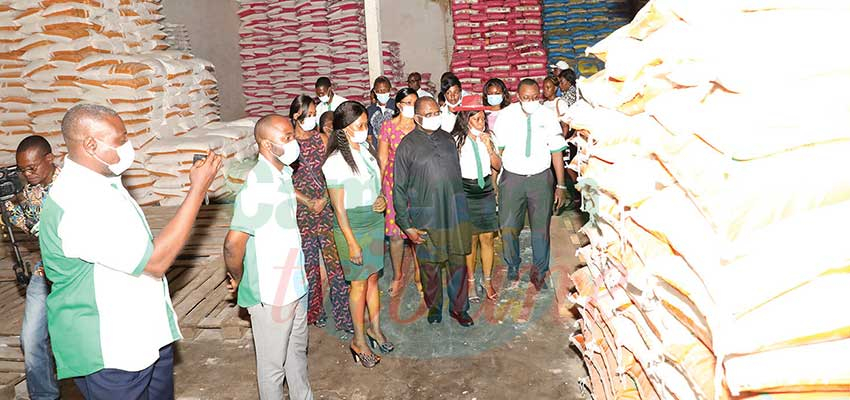 Riz, poisson, sucre, … :  Yaoundé approvisionnée