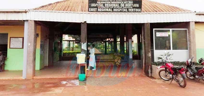 Bertoua : l'hôpital régional paré