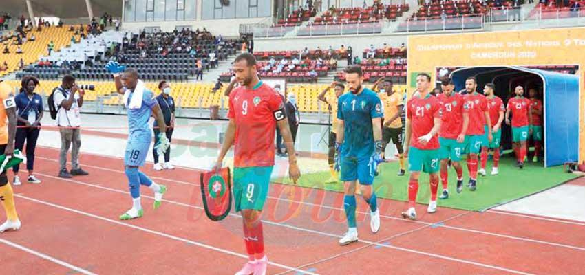 Morocco-Mali : Clash of Giants