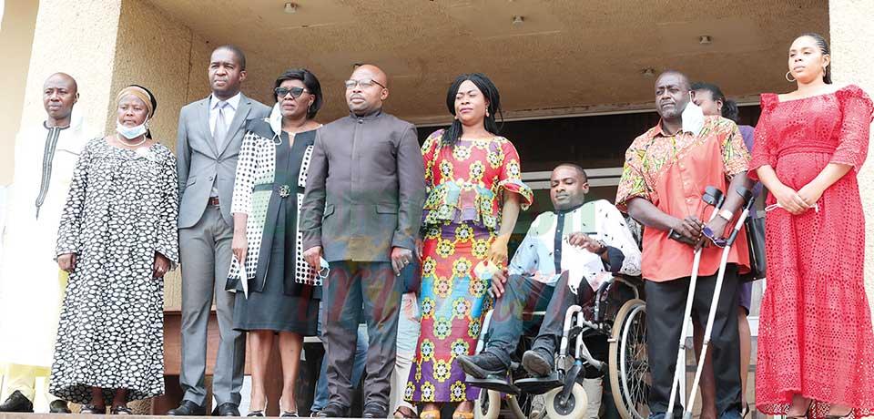 Accès aux structures publiques : les personnes handicapées en difficulté