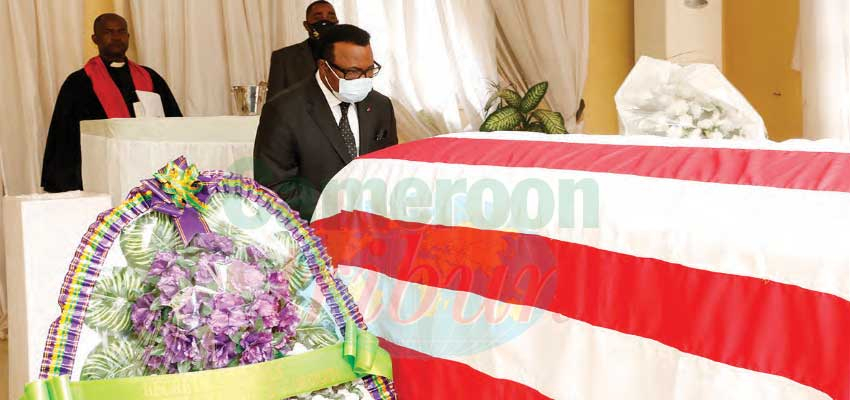 Death of Liberian Chargé d'Affaires : Diplomatic Tributes Offered