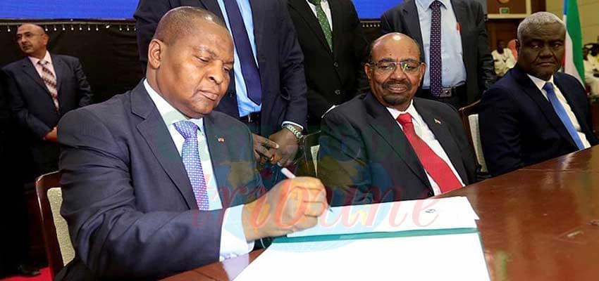 Centrafrique: le huitième accord signé