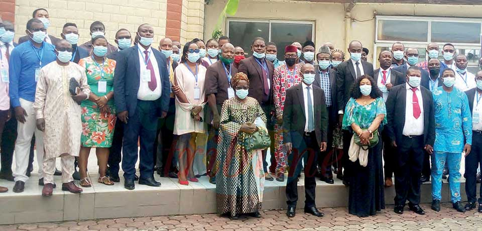 Cameroon's Digital Economy : Stakeholders Intensify ICT Protection