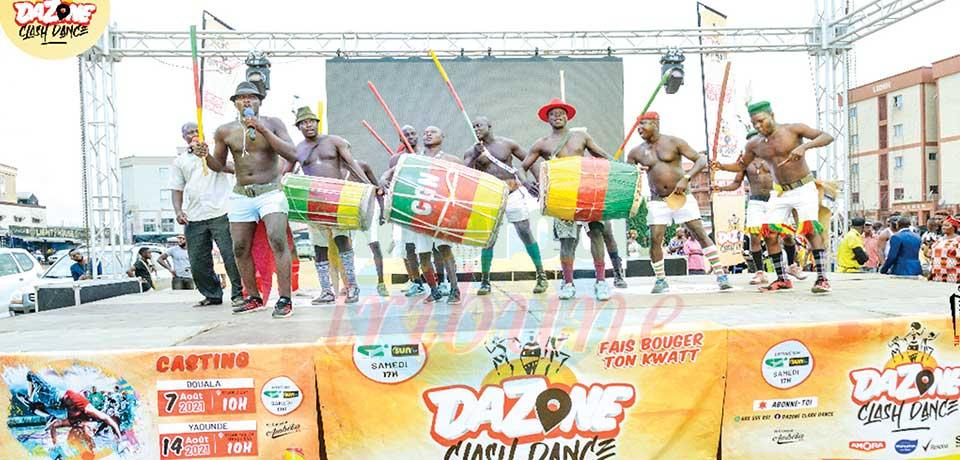 Le concours DaZone Clash Dance a produit ses premiers qualifiés samedi dernier à Douala.