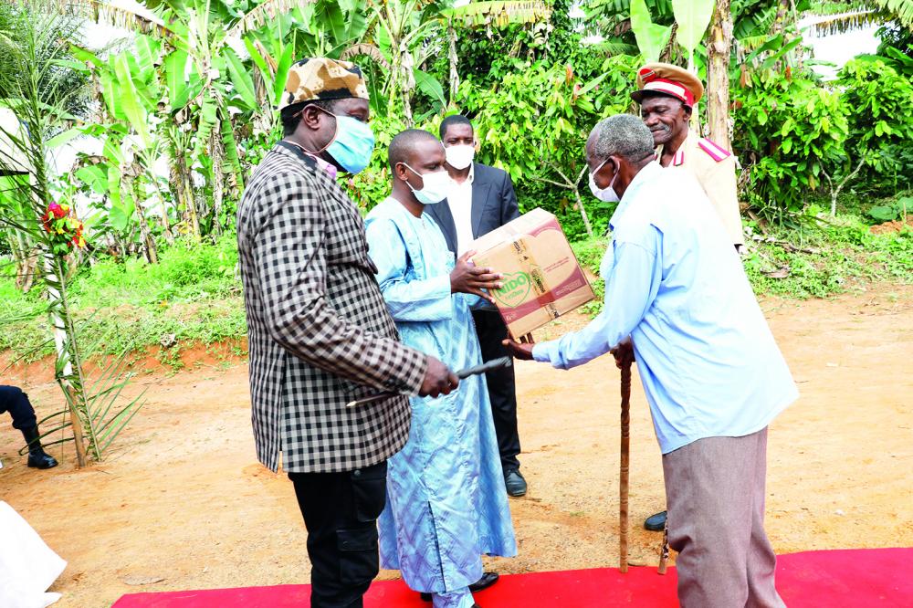 Ngoumou : l'élan de cœur d'une élite